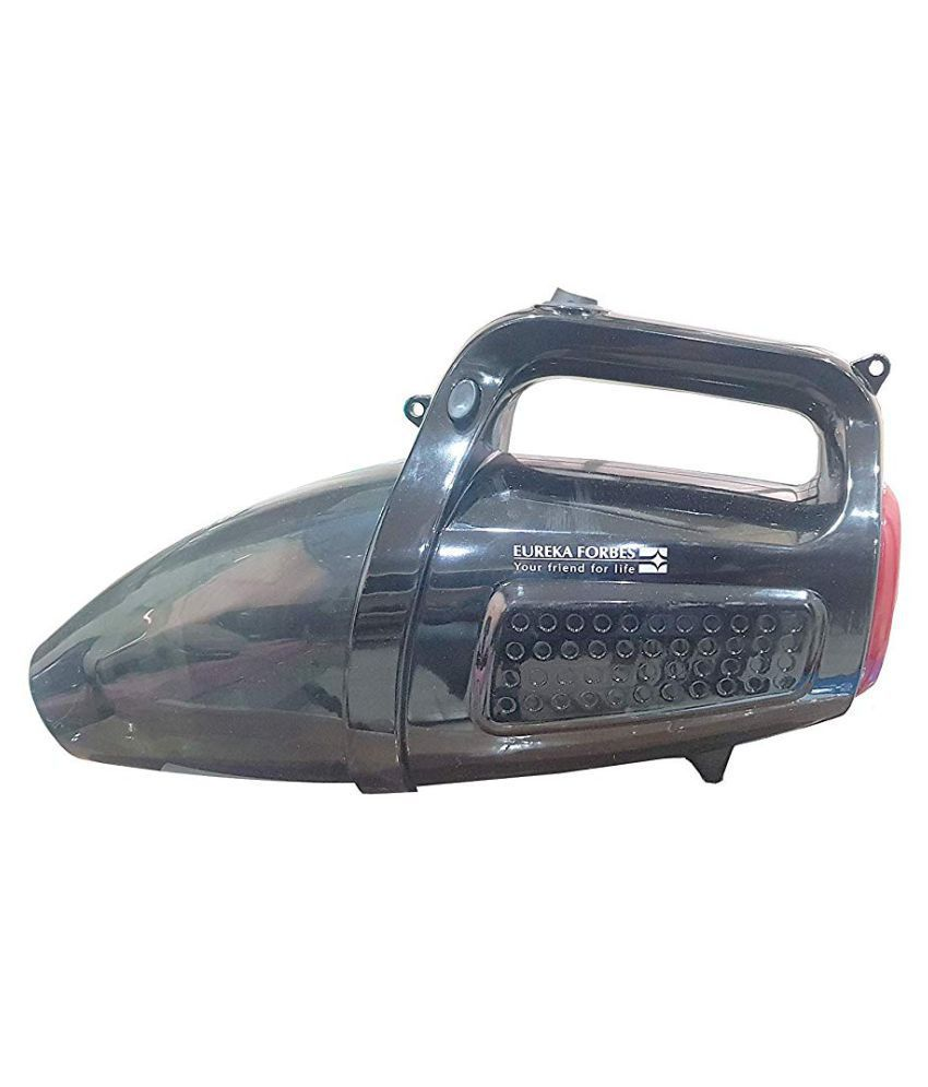 Eureka Forbes Bravo Hand-held Vacuum Cleaner Blue and Silver