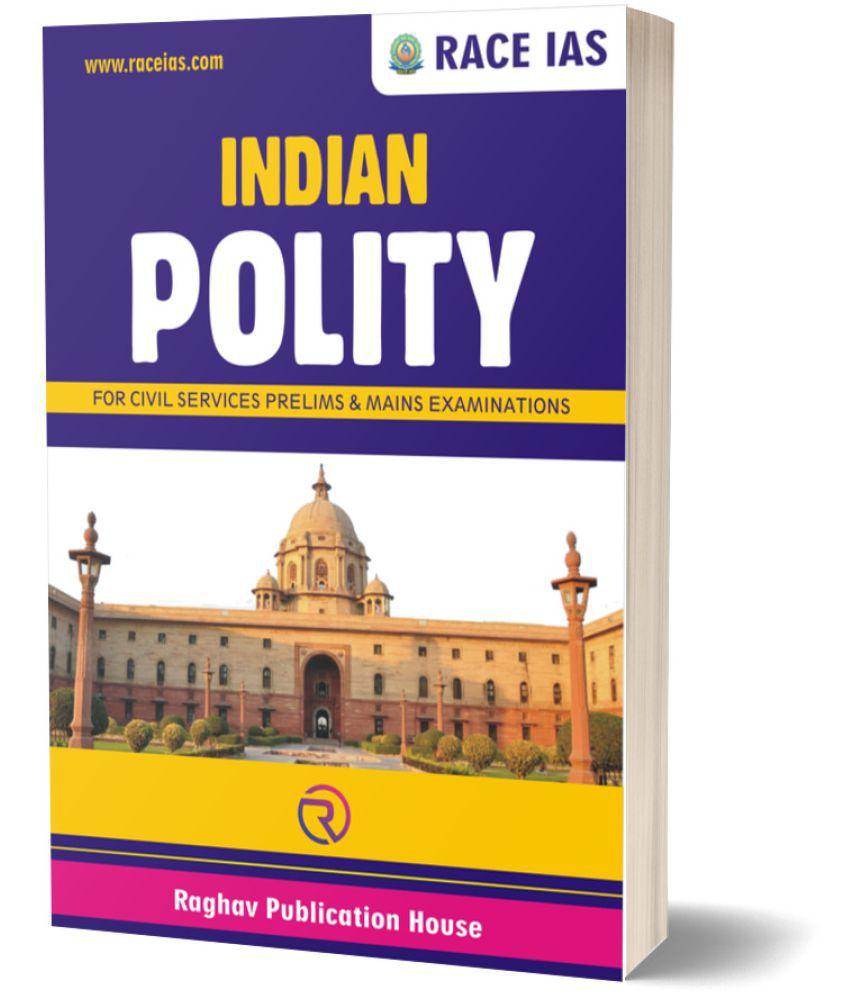 Indian Polity - English Medium by RACE IAS