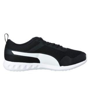 Puma Happy feet Idp Black Running Shoes
