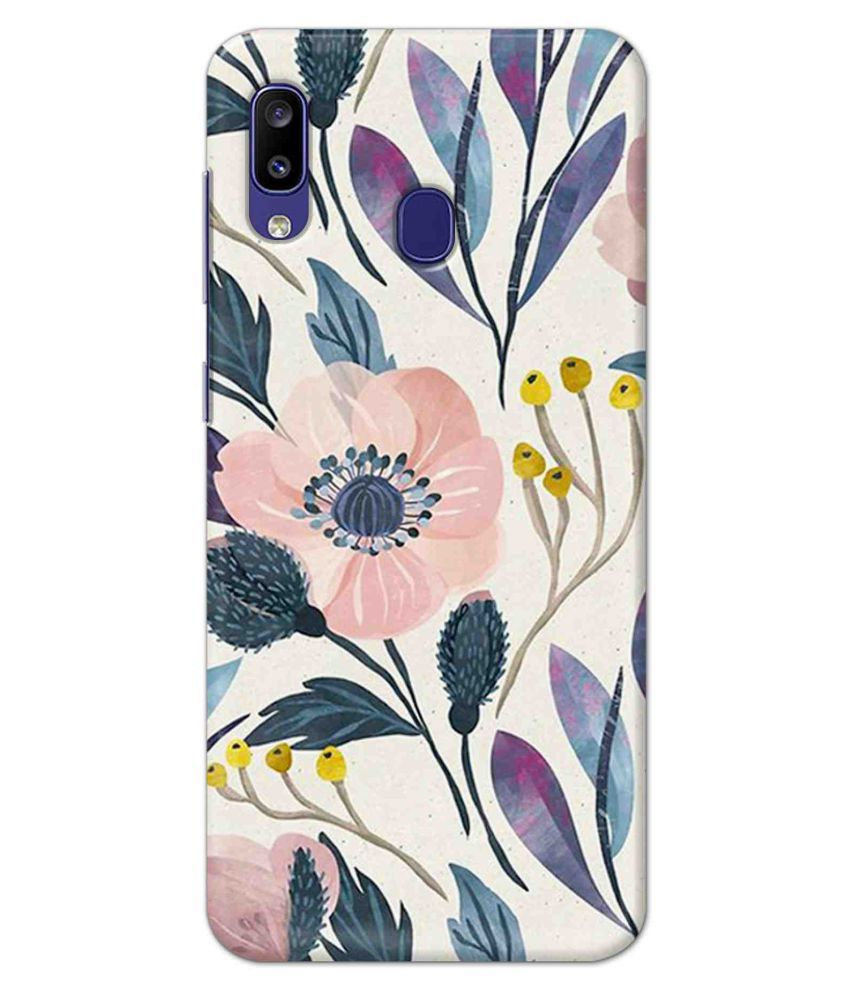Samsung Galaxy M10s Printed Cover By etechnic