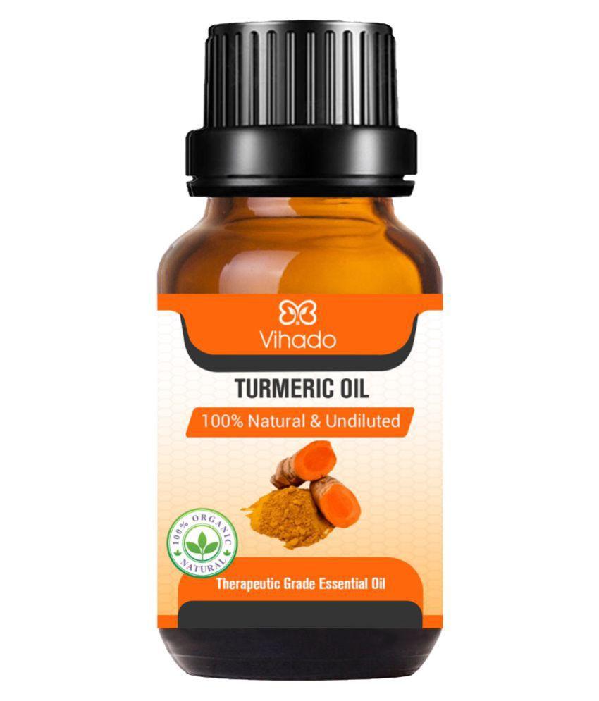 Vihado Turmeric Essential Oil 10 mL