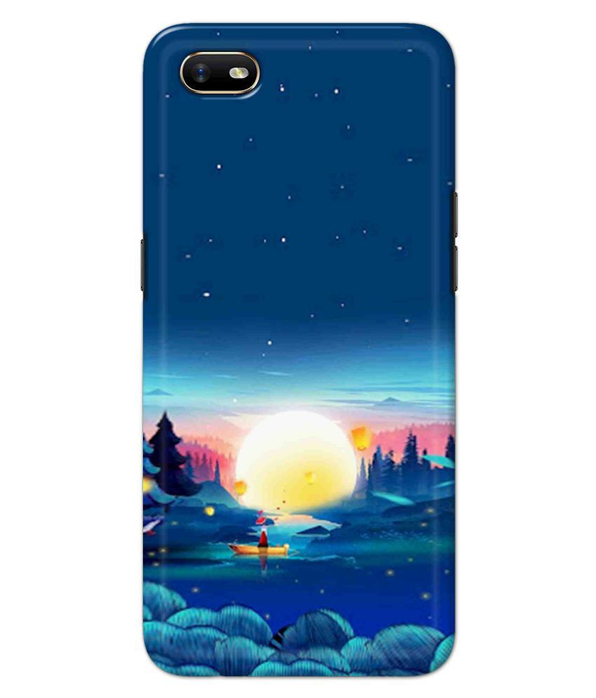 Oppo A1k Printed Cover By Picwik 3d Printed Cover