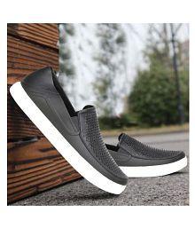 Yala Lifestyle Black Casual Shoes