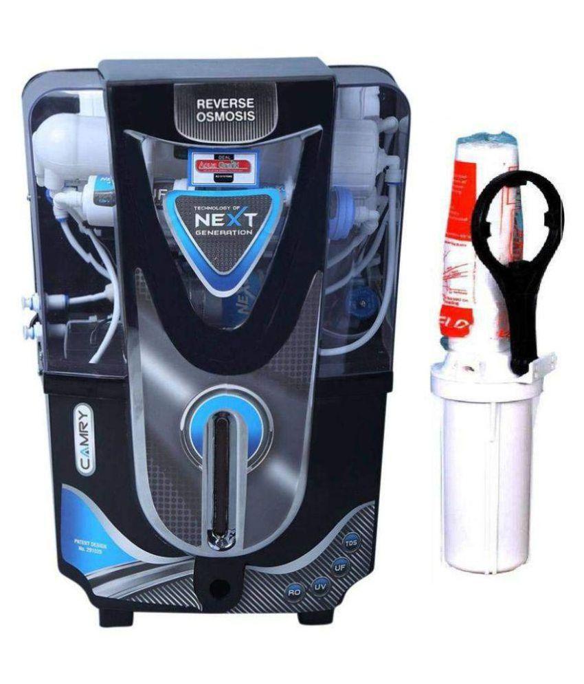 AO Smith Z6 10 L RO Water Purifier Black