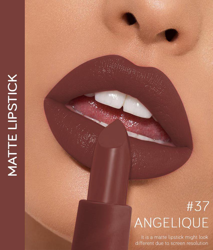 Miss Rose Creme Lipstick dark nude