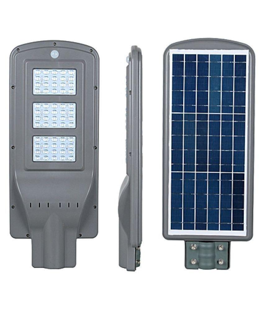 S G Solar World Above 50W Solar Street Light - Pack of 1