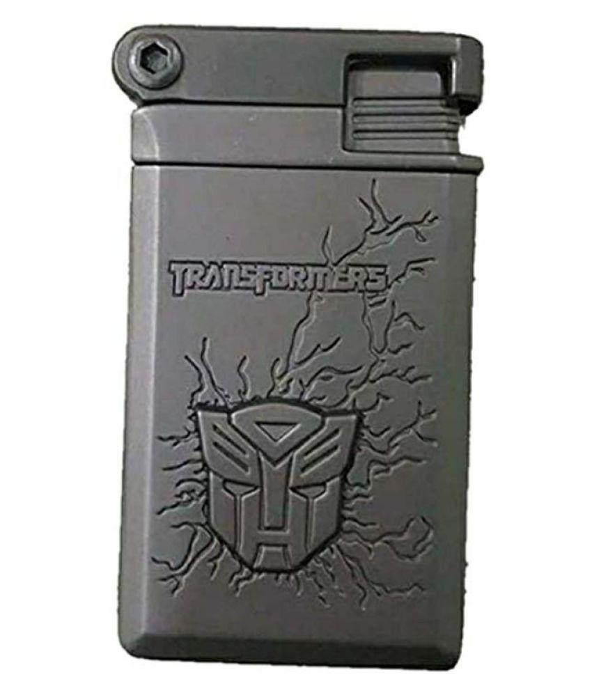 ZVR Classic Transformers Pocket Flame Cigarette Lighter (Platinum Series)