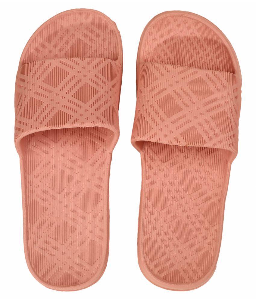 DRUNKEN Pink Bathroom slipper