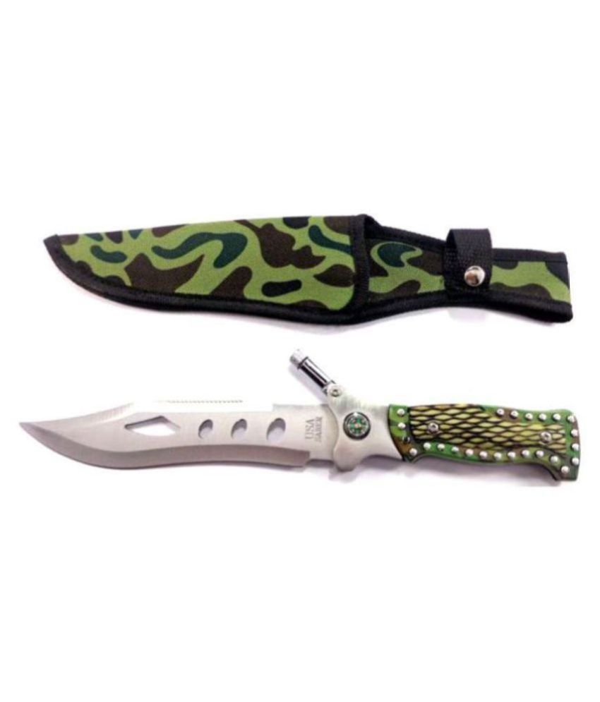 Exosis Smooth Knife 18 cm