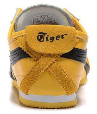 asics tiger mexico 66 yellow zone uk