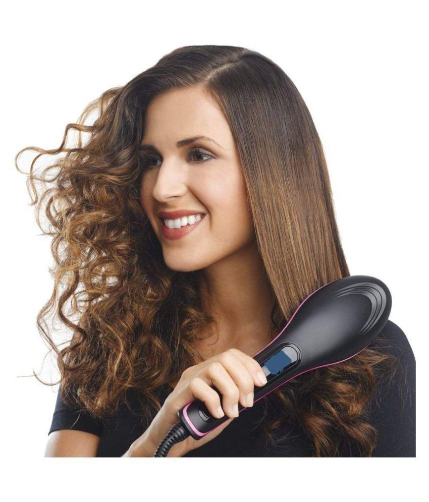 RAMESHTH Hair straightener Hair Straightener ( BLACK )
