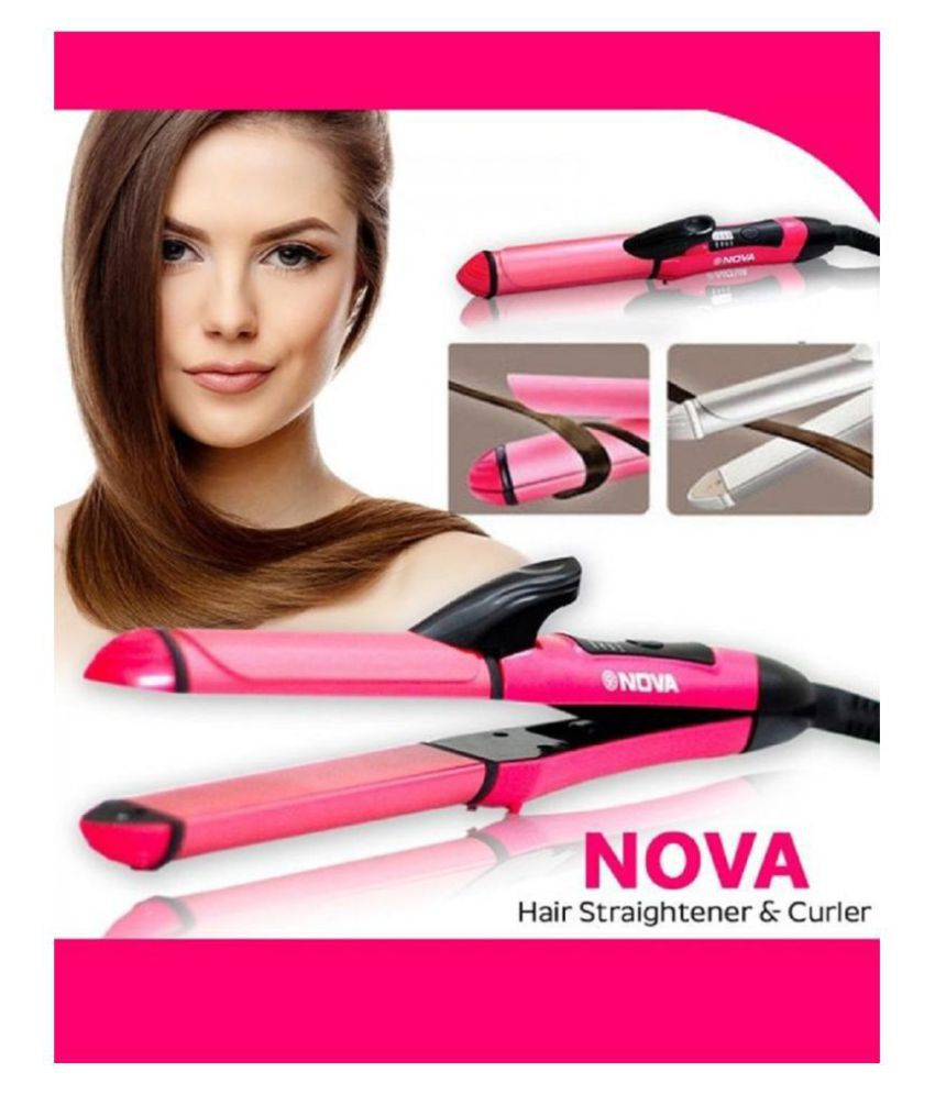 ASOPALAV CREATION Hair Machine 2 in 1 ( Pink )
