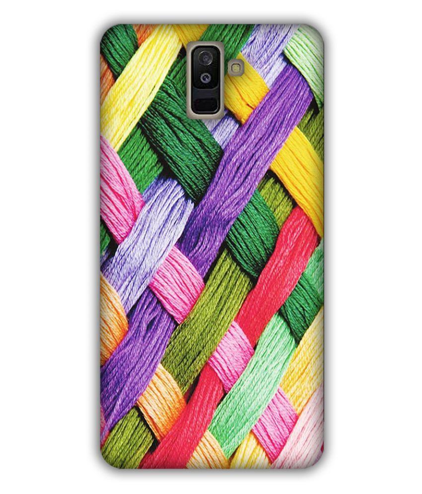 Samsung Galaxy A6 Plus Printed Cover By Manharry