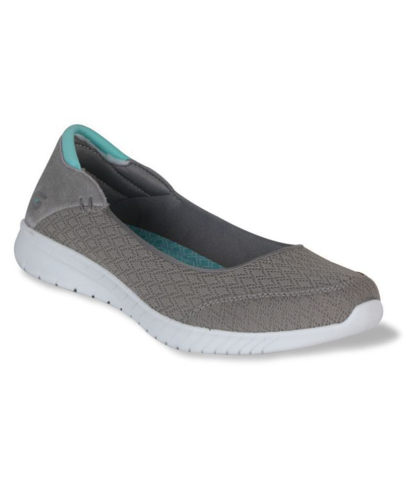 Skechers Gray Casual Shoes