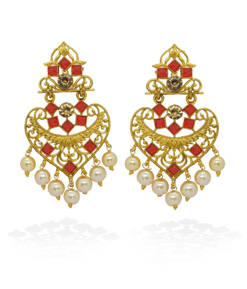 j. j. jewellers Drop Earrings for Women and Girls