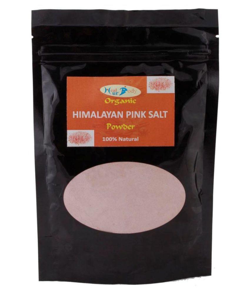HealUrBody Himalayan Pink Salt 100 gm Pack of 3