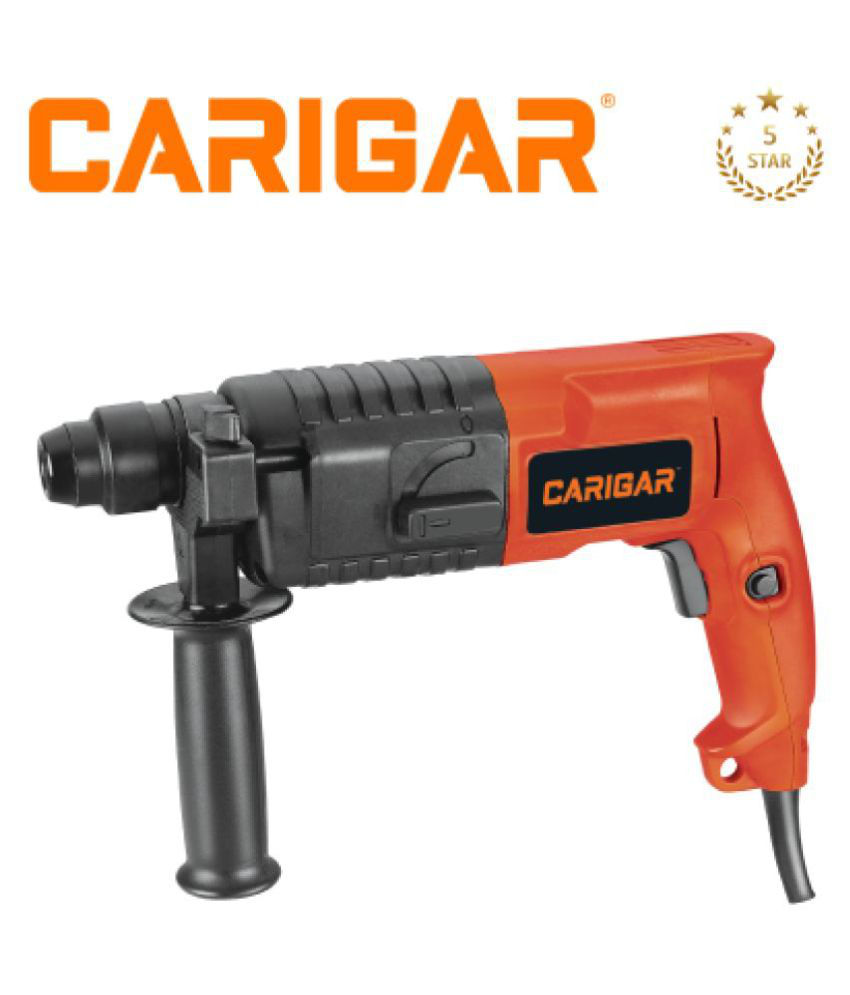 CARIGAR TOOLS - 5S Hammer Drill 2-20 500W 20mm Corded ...