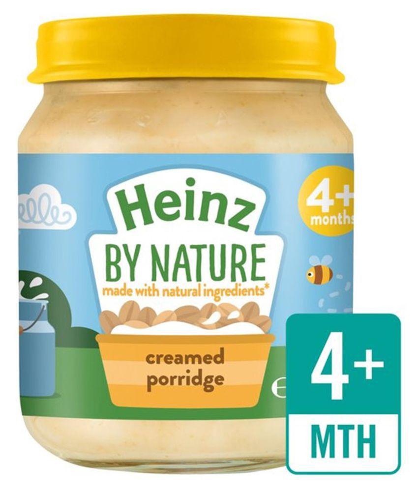 Heinz Creamed Snack Foods for Under 6 Months ( 120 gm )