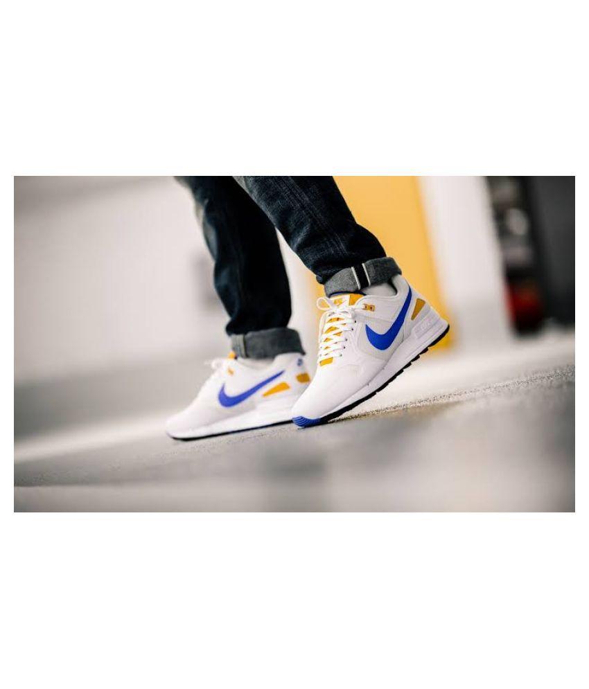 Nike Air Pegasus 89 White Running Shoes - Buy Nike Air Pegasus 89 ...