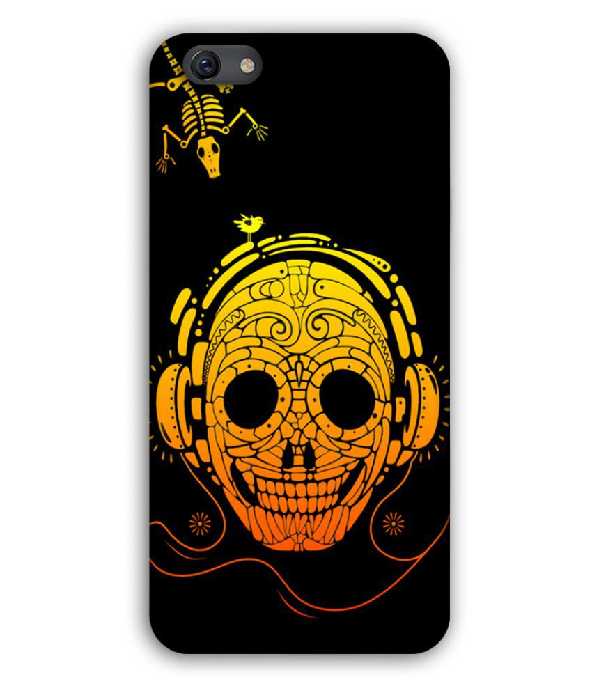 Vivo Y66 Printed Cover By Manharry