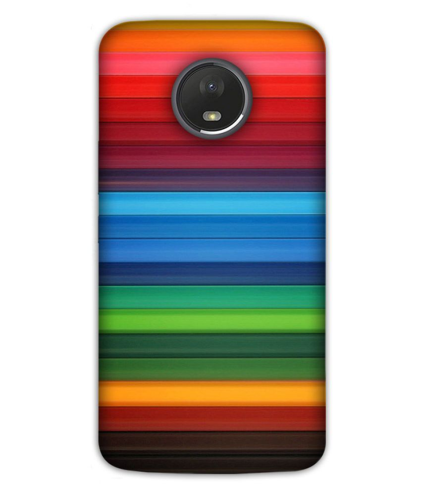 Moto G5s Printed Cover By Manharry