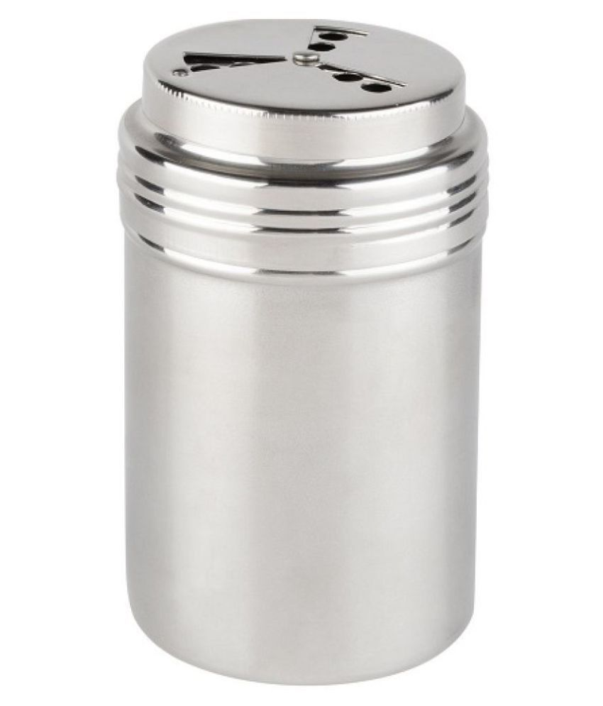 Dynore Steel Spice Container Set of 1 200 mL