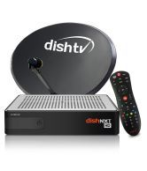 Dish TV HD Super Family HD with 1 month Subscription Free
