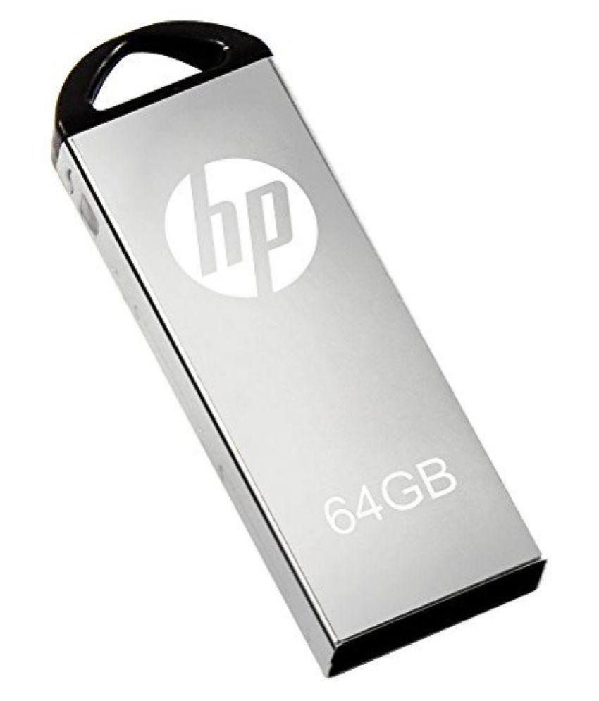 HP Pen Drives USB 64GB USB 2.0 Pendrive