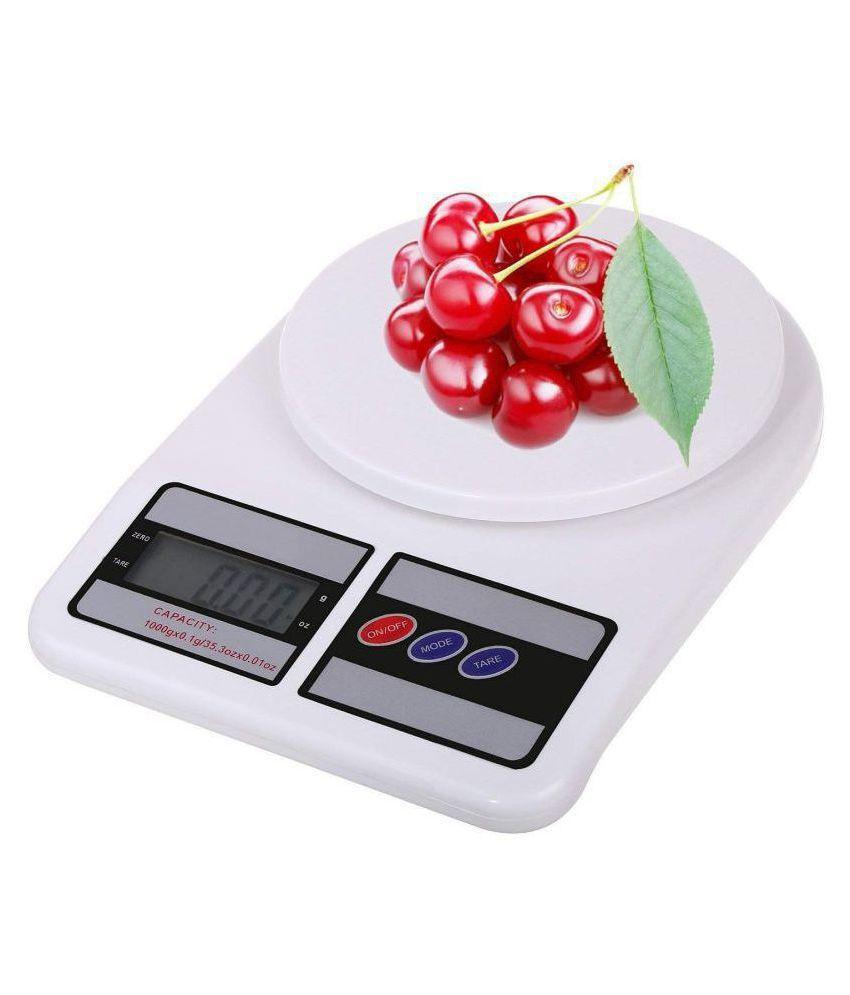 shopping box Digital Kitchen Weighing Scales Weighing Capacity - 10 Kg