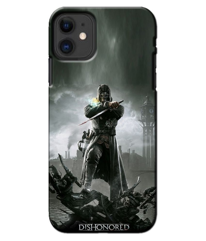 Apple iPhone 11 Printed Cover By Case king 3D Printed Cover