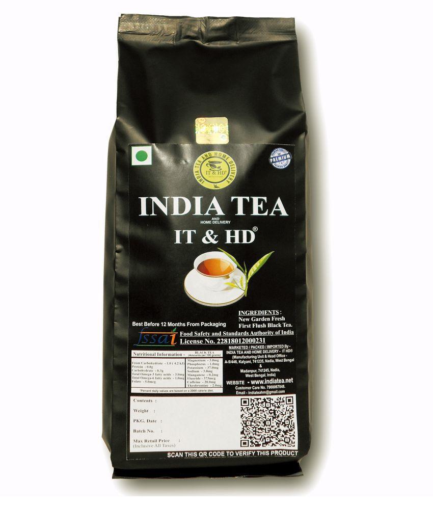 IT & HD Darjeeling Black Tea Loose Leaf 250 gm