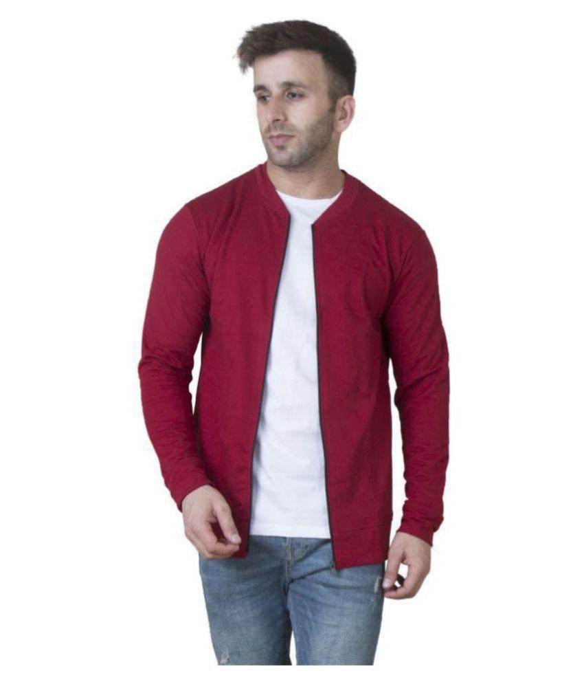 Veirdo Maroon Sweatshirt