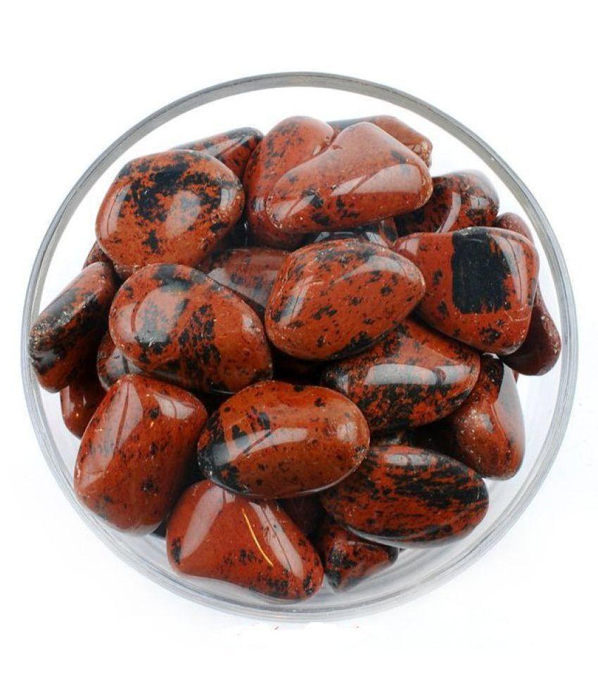 Brown Mahogany Obsidian Natural Agate Stone Tumble