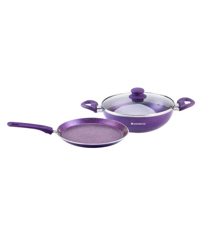 Wonderchef 3 Piece Cookware Set