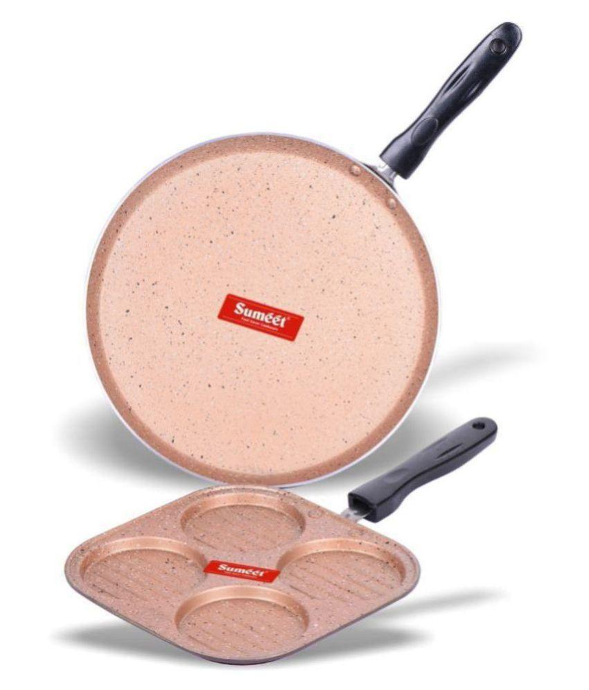 Sumeet Nonstick 2 Piece Cookware Set