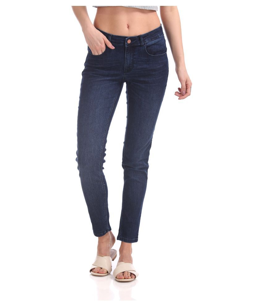 Cherokee Cotton Jeans - Blue