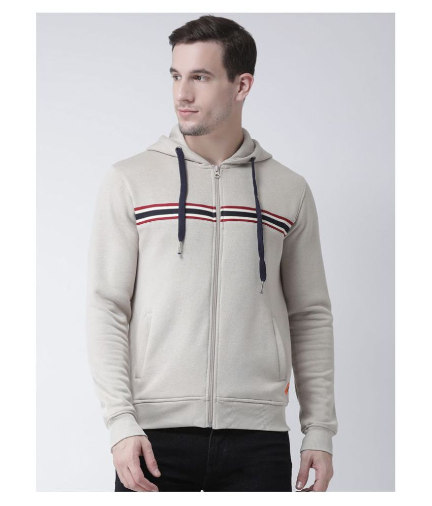 Club York Beige Sweatshirt