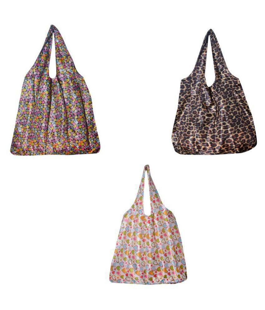 Jewelz Nylon Shopping Bag