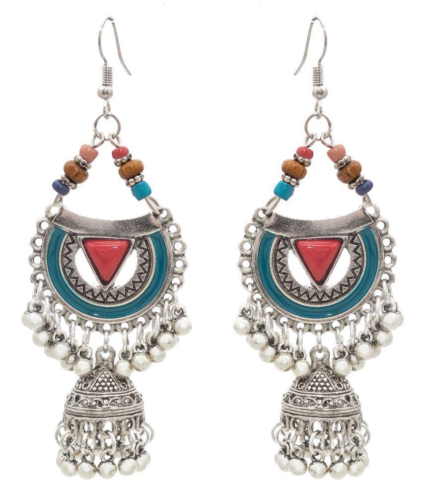 Jewelz Unique Semi Precious Earrings