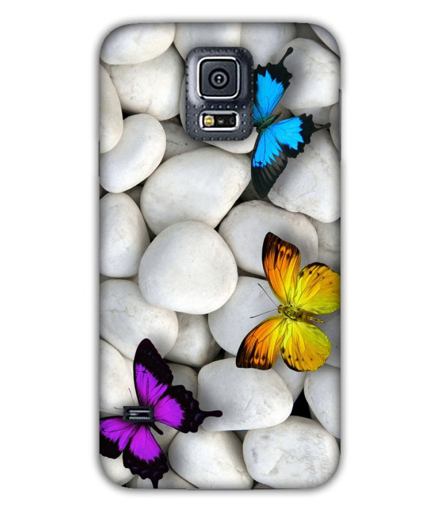 Samsung Galaxy S5 Printed Cover By Manharry