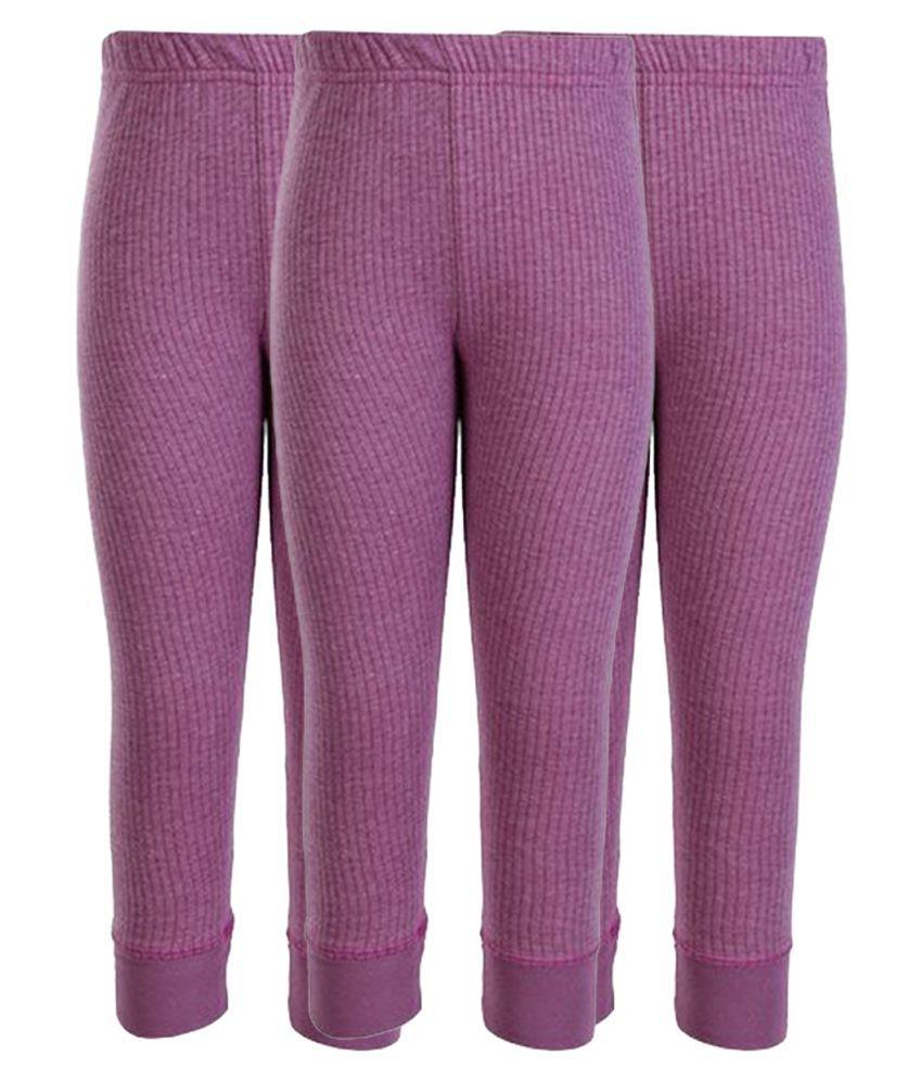 RUPA Torido Inner Elastic Thermal Trouser For Kids