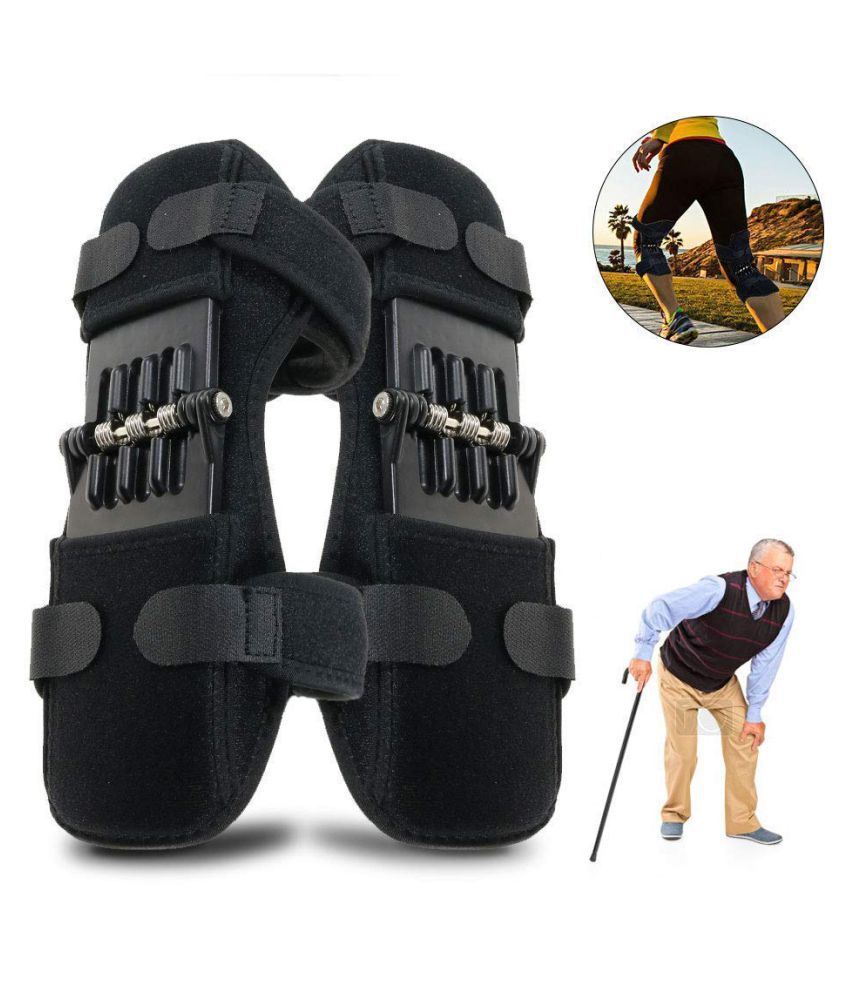 Design Plus Spring Knee Booster Power Knee Free Size