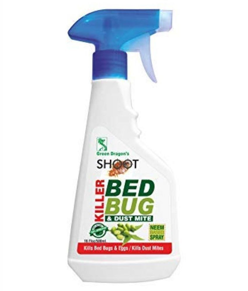 Green Dragon Shoot Bed Bug Spray Dust Mite Killer 500ml