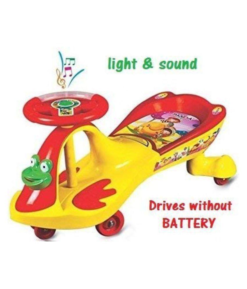 ASU Frog Swing Car for Baby