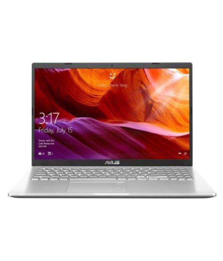 Asus Ryzen 5 Quad Core    8  GB/1 TB HDD/Windows 10 Home  M509DA EJ581T Laptop  15.6 inch, Transparent Silver, 1.9 kg