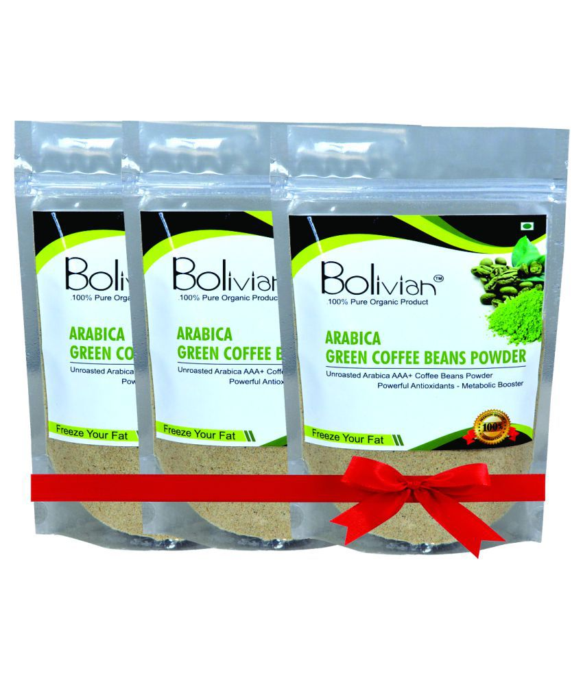 Bolivian Premium Quality Green Coffee Beans Powder For Weight Loss