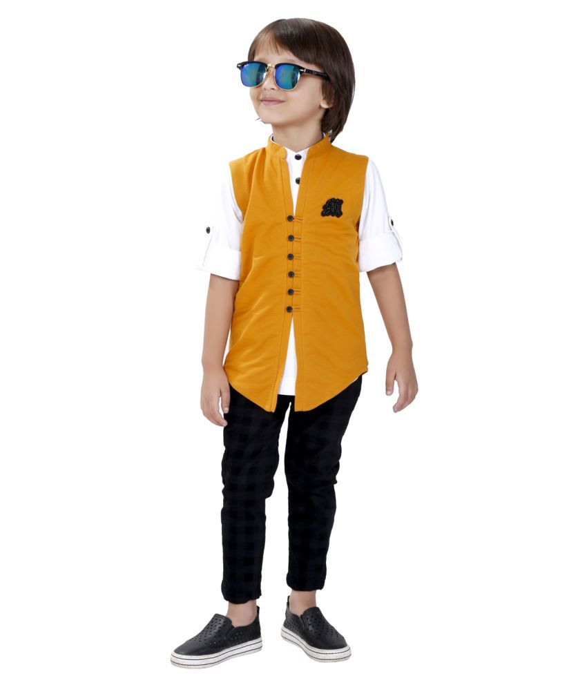 Bad Boys Comfortable party wear outfit with a Jacket.