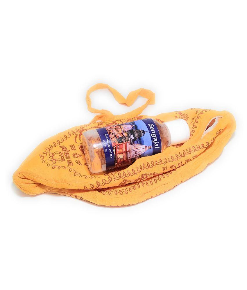Haridwar Special Bag with Gangajal ( 2 Item Set )
