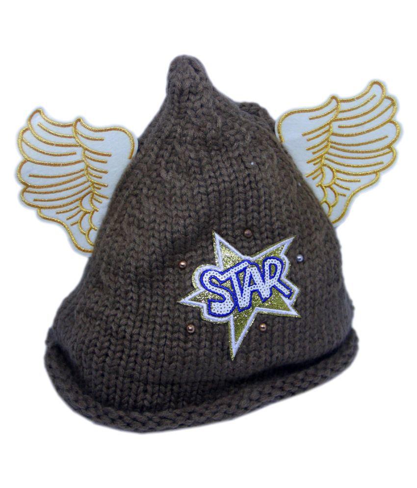 KIDDO WOOLEN CAP FOR KIDS (AGE:1-6)