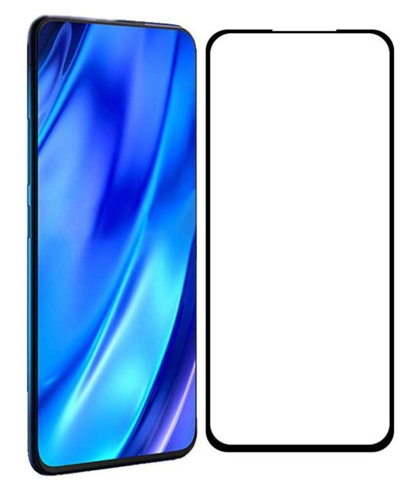 Vivo V15 Tempered Glass Screen Guard By lenmax UV Protection, Anti Reflection